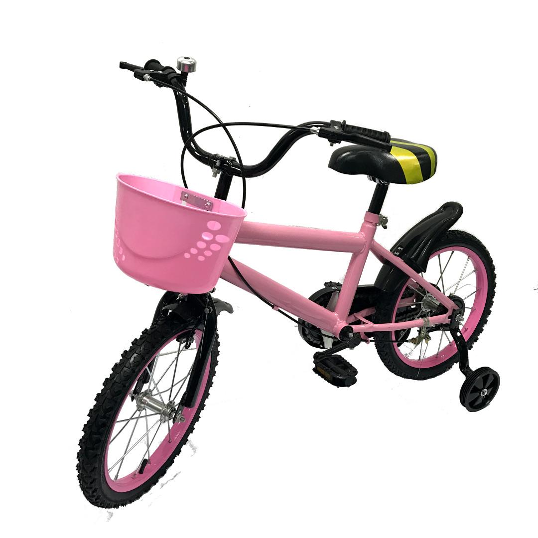 Children bike 16 inch wheel size - Pink