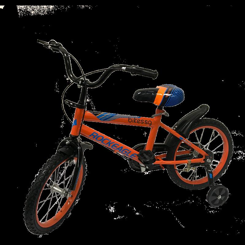 9fb5ae9b3 Kids bike 16 inch wheel size - Orange - Singapore online kids ...