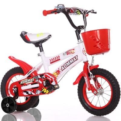 Sport Kids bike 12 inch wheel size - red/white