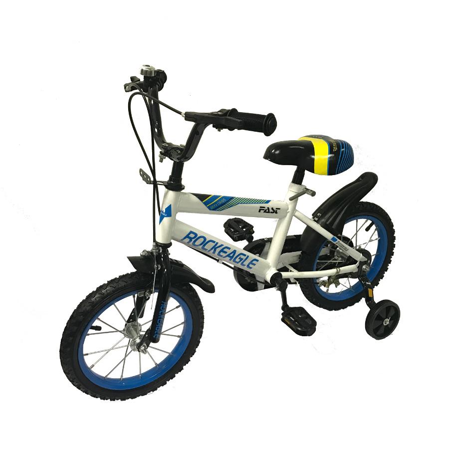 Kids Bike 14 Inch Wheel Size Blue White Singapore Online Kids