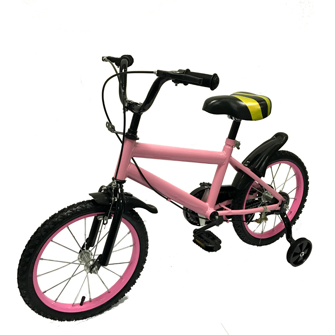 Children bike 18 inch wheel size - Pink - Singapore online kids ...